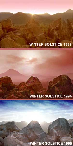 Winter Solstice composite